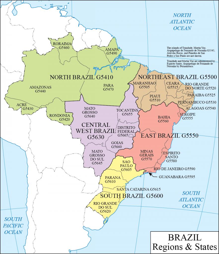 G schedule 16 Brazil