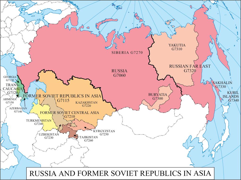 G schedule 26 Russia
