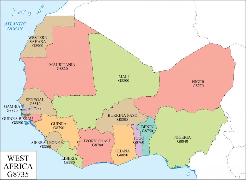 G schedule 38 West Africa