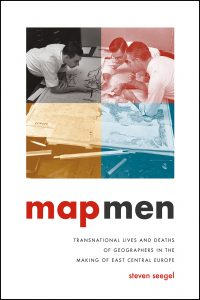 Book cover of Map Men